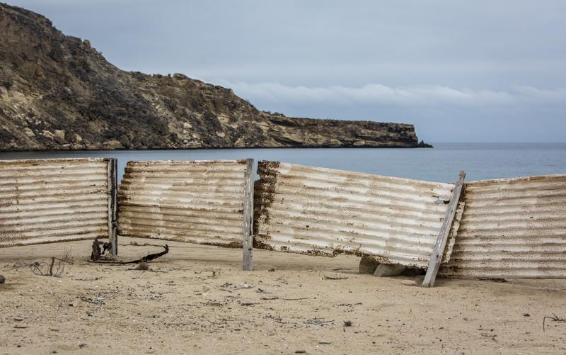 Wind shelters  ©24Atlantic
