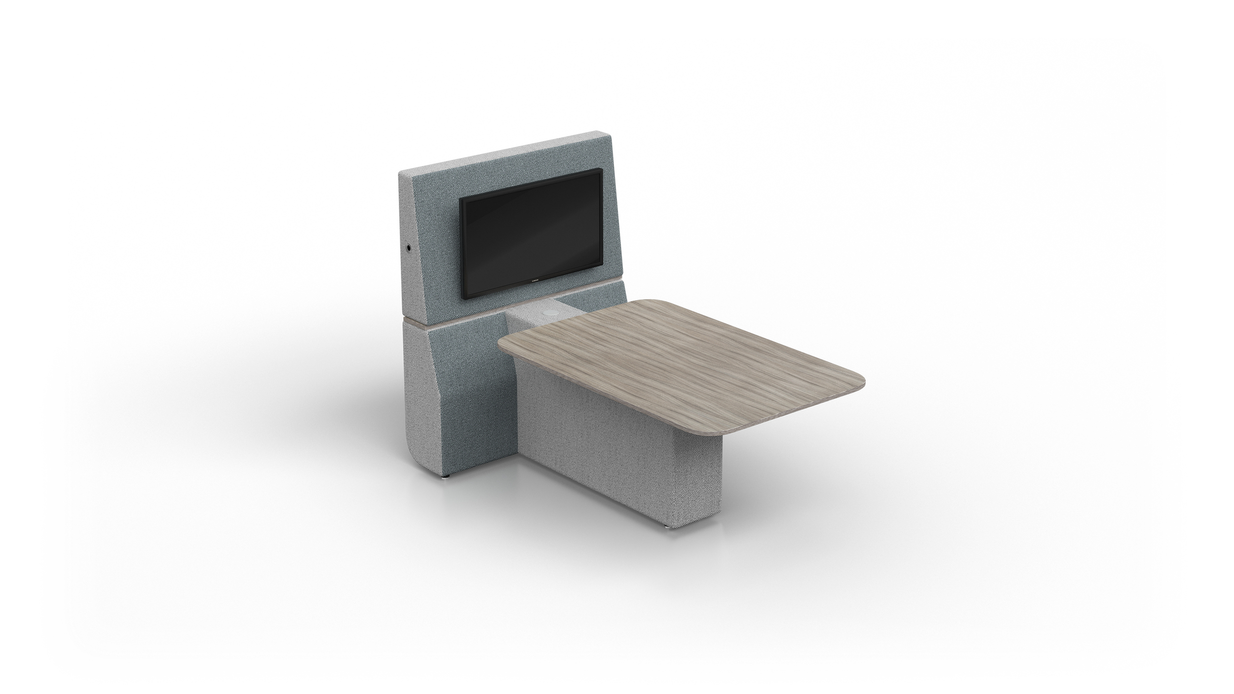 0081 CONNECT XL SWIVEL TABLE lcd