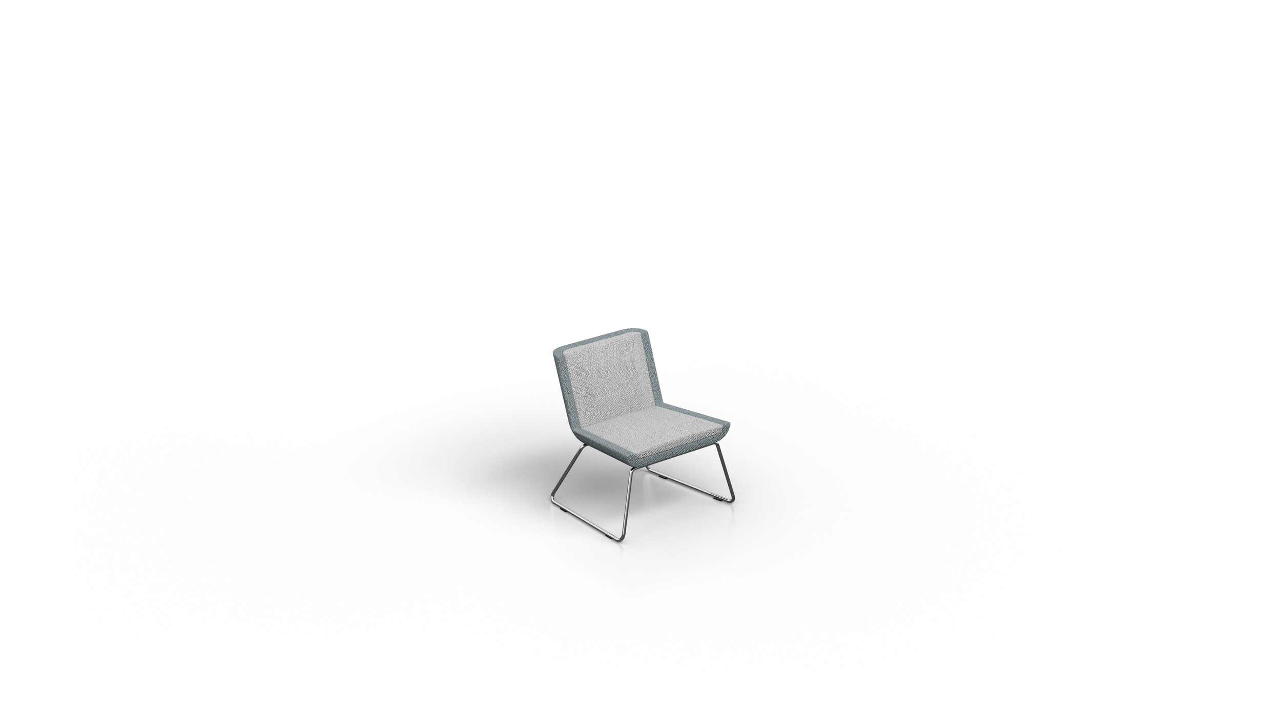0161 SLIM VISITOR CHAIR