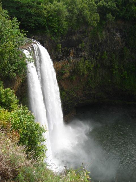Photo of Wailua Falls, Kauai