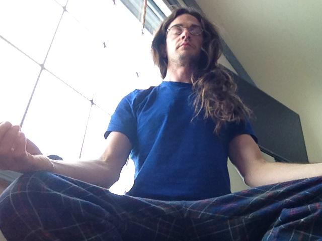 derek russell meditate