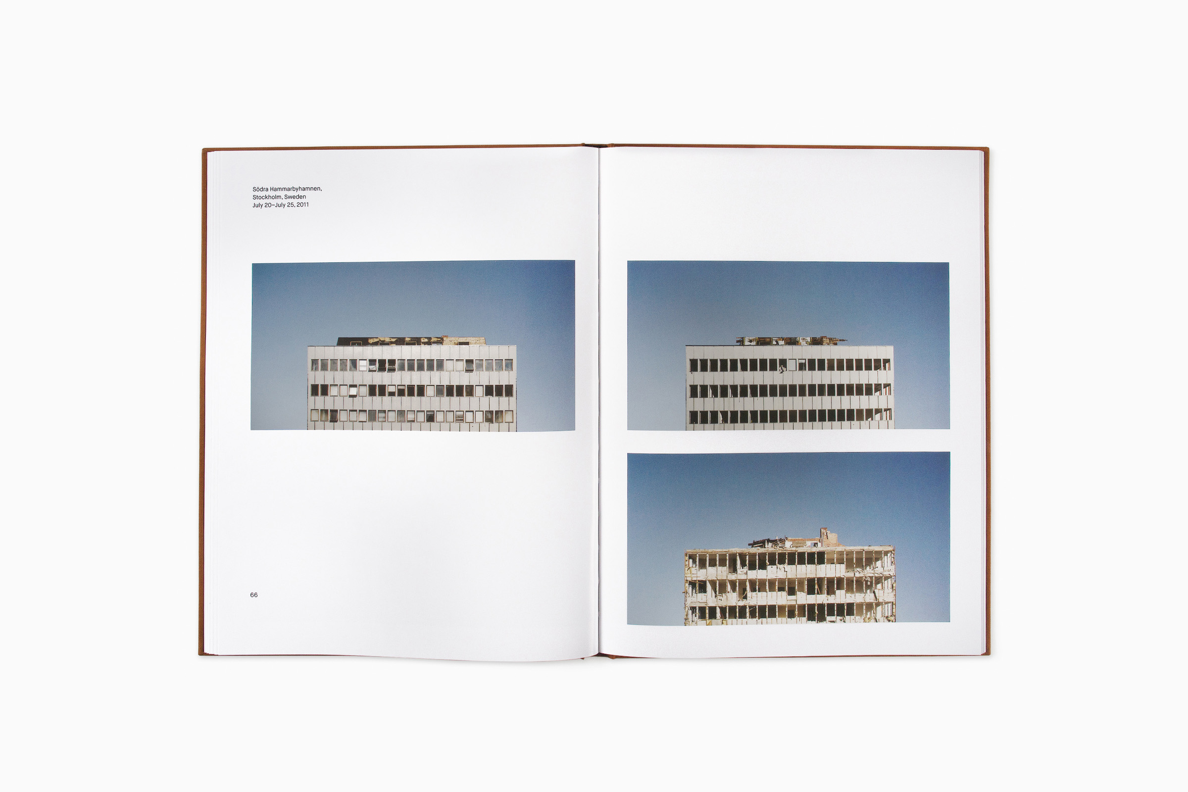 Vista Book Designed by  Bedow. Offset printing Göteborgsryckeriet. 300 hand numbered and signed copys. Order here