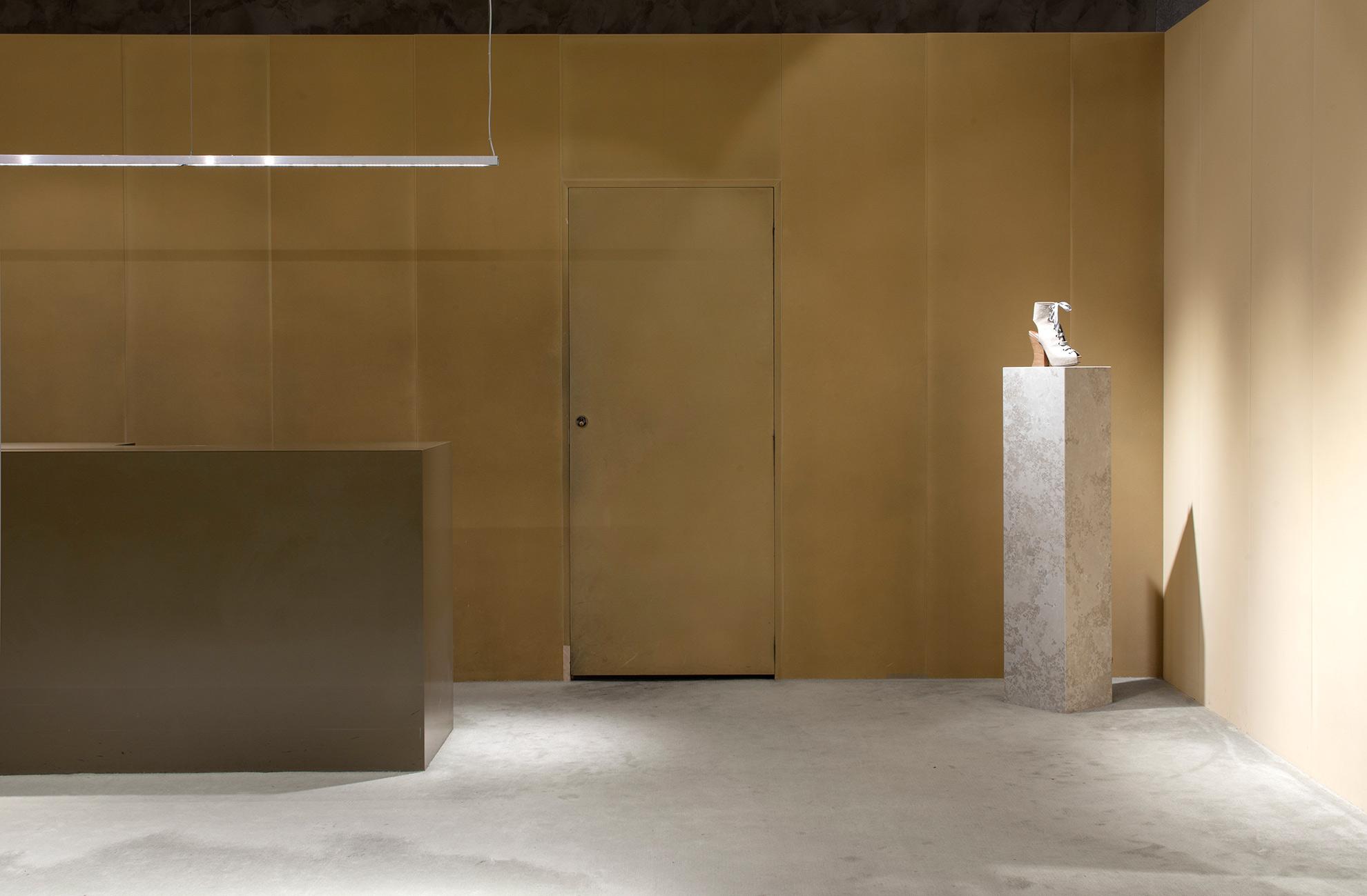 Acne Studios / Bozarth Fornell