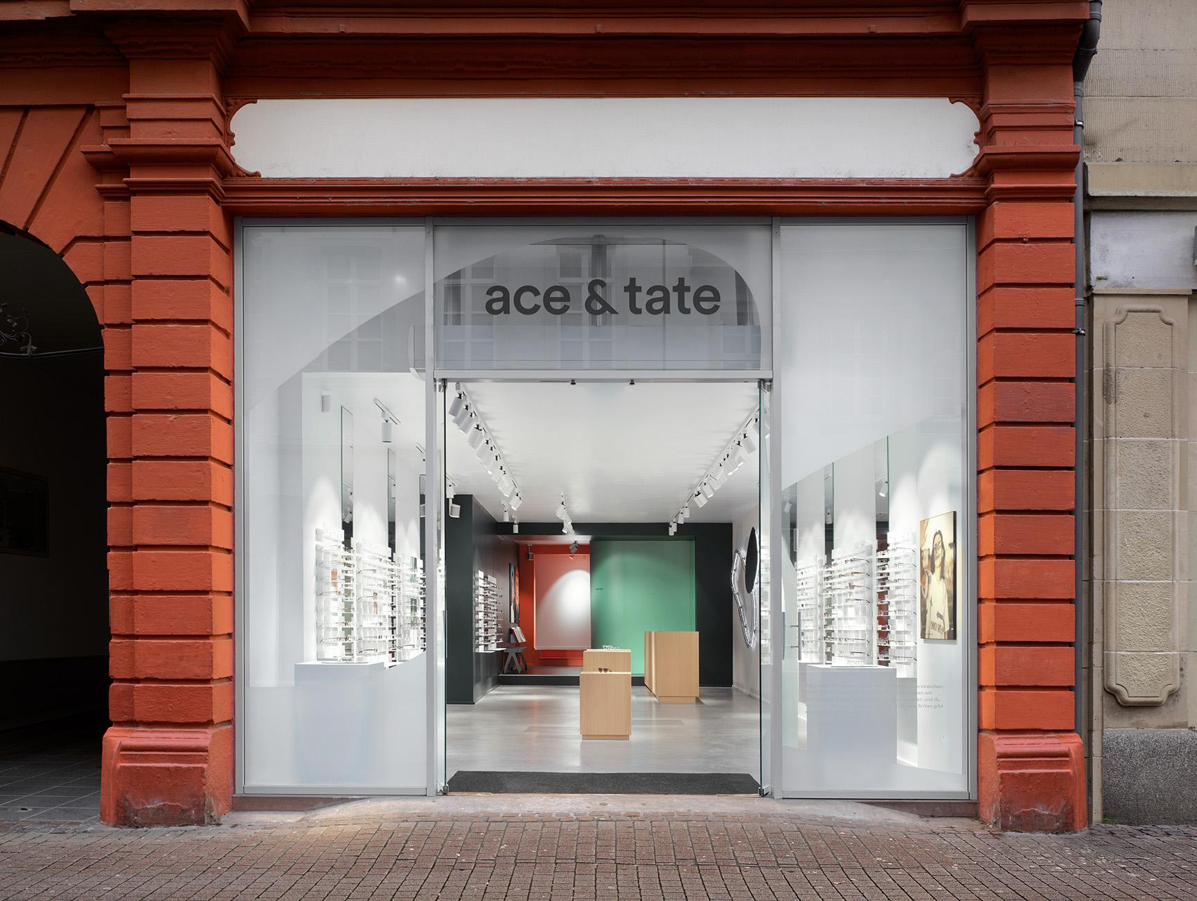 Ace & Tate Store Heidelberg