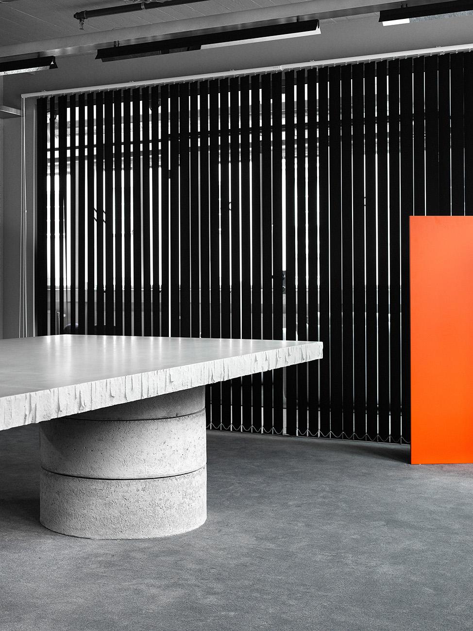 Acne Creative HQ For BozarthFornell Architects