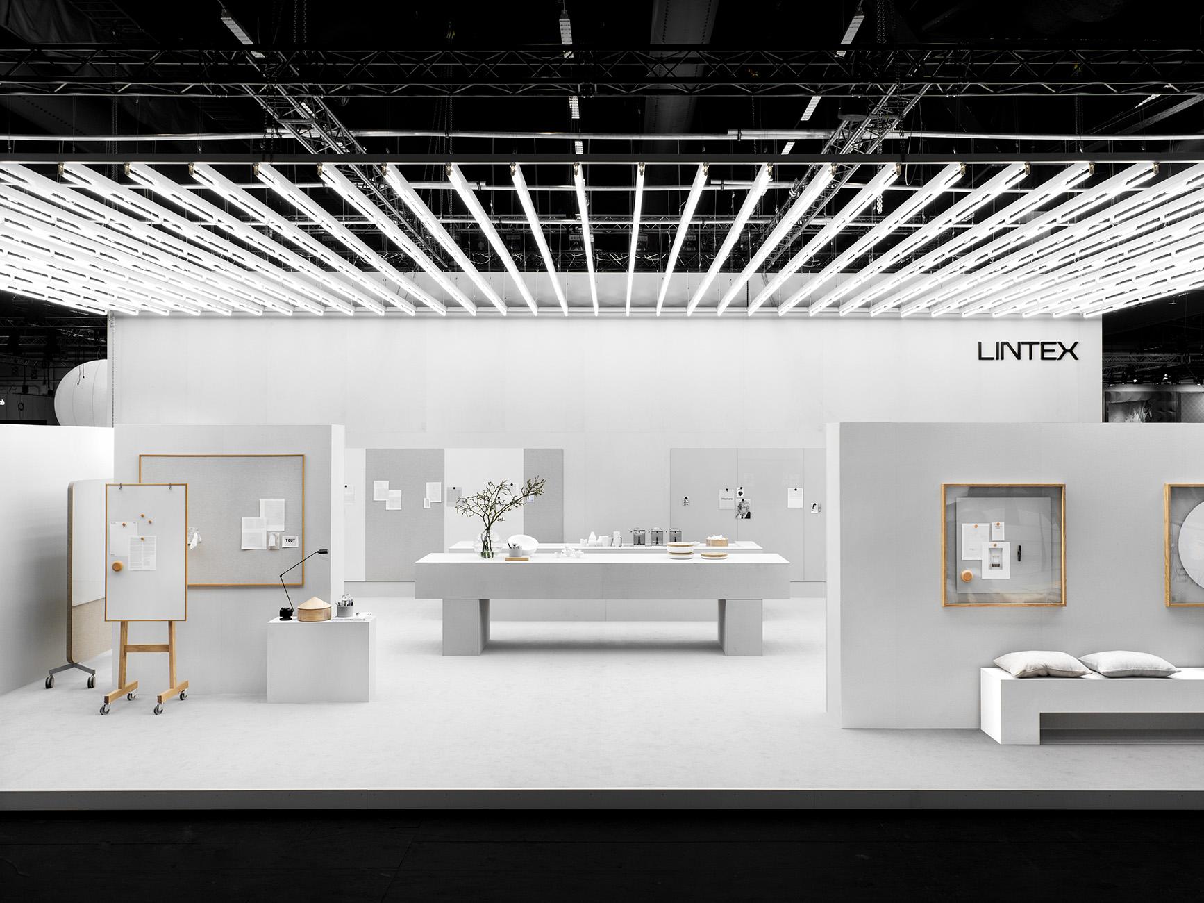 Lintex Fairstand by Halleroed