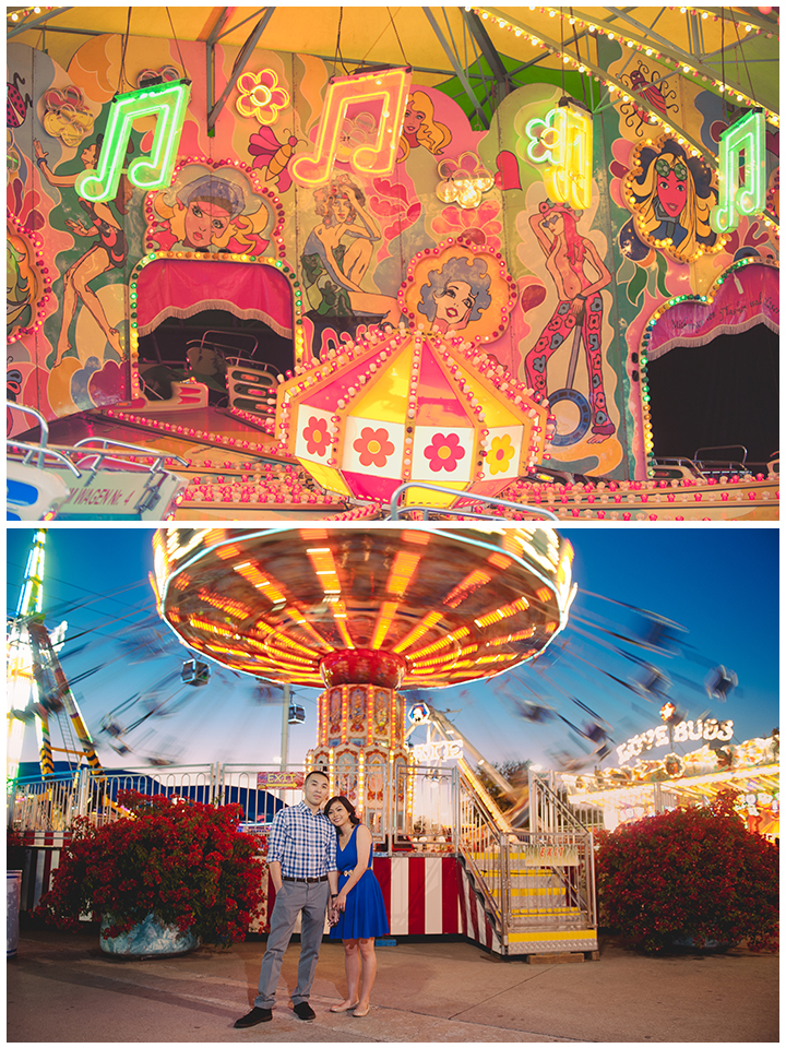 texas state fair engagements, engagements at the fair, carnival engagements