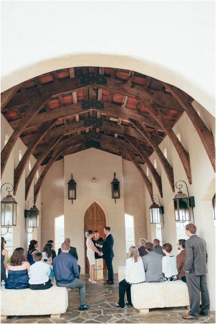 chapel dulcinea wedding photographers austin