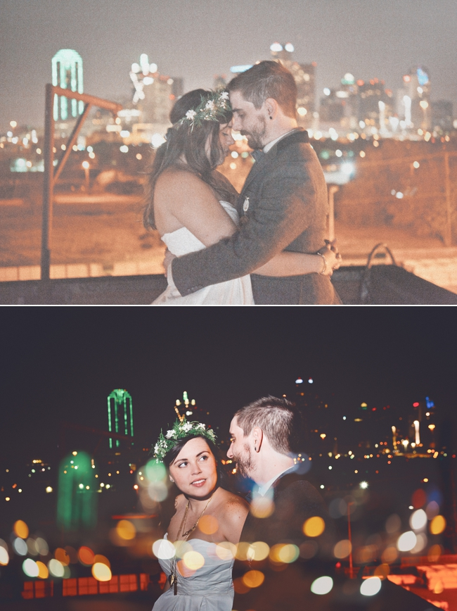 Downtown Dallas Wedding Photos