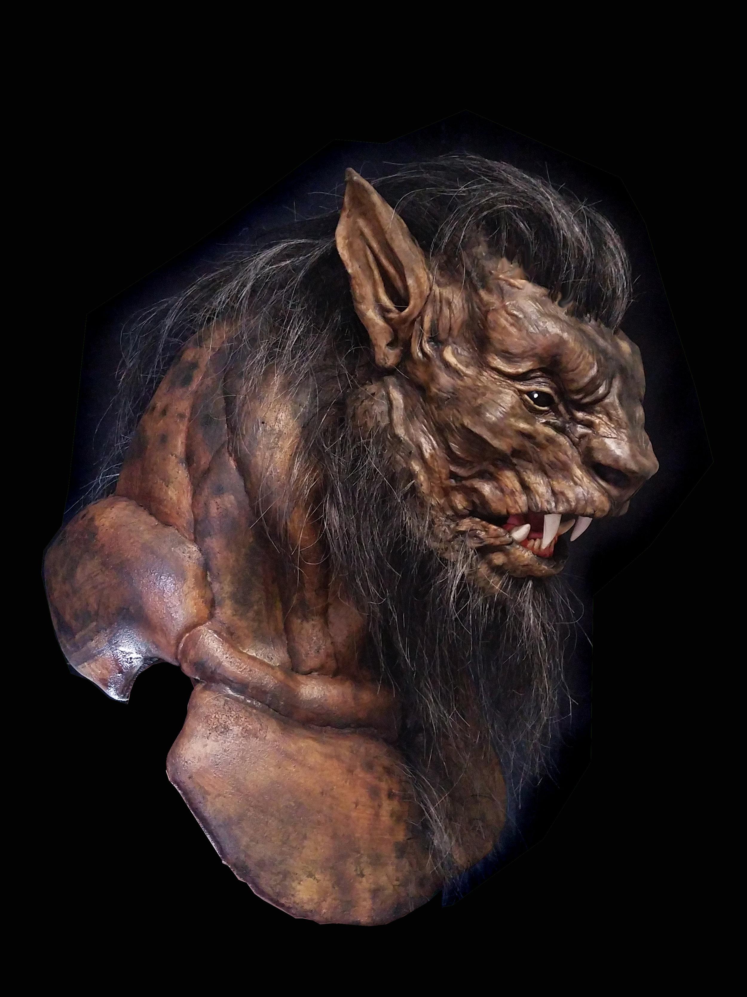 The Lycan (Werewolf 3.0)