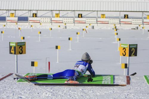 2011 World Cup Biathlon. Presque Isle, Maine
