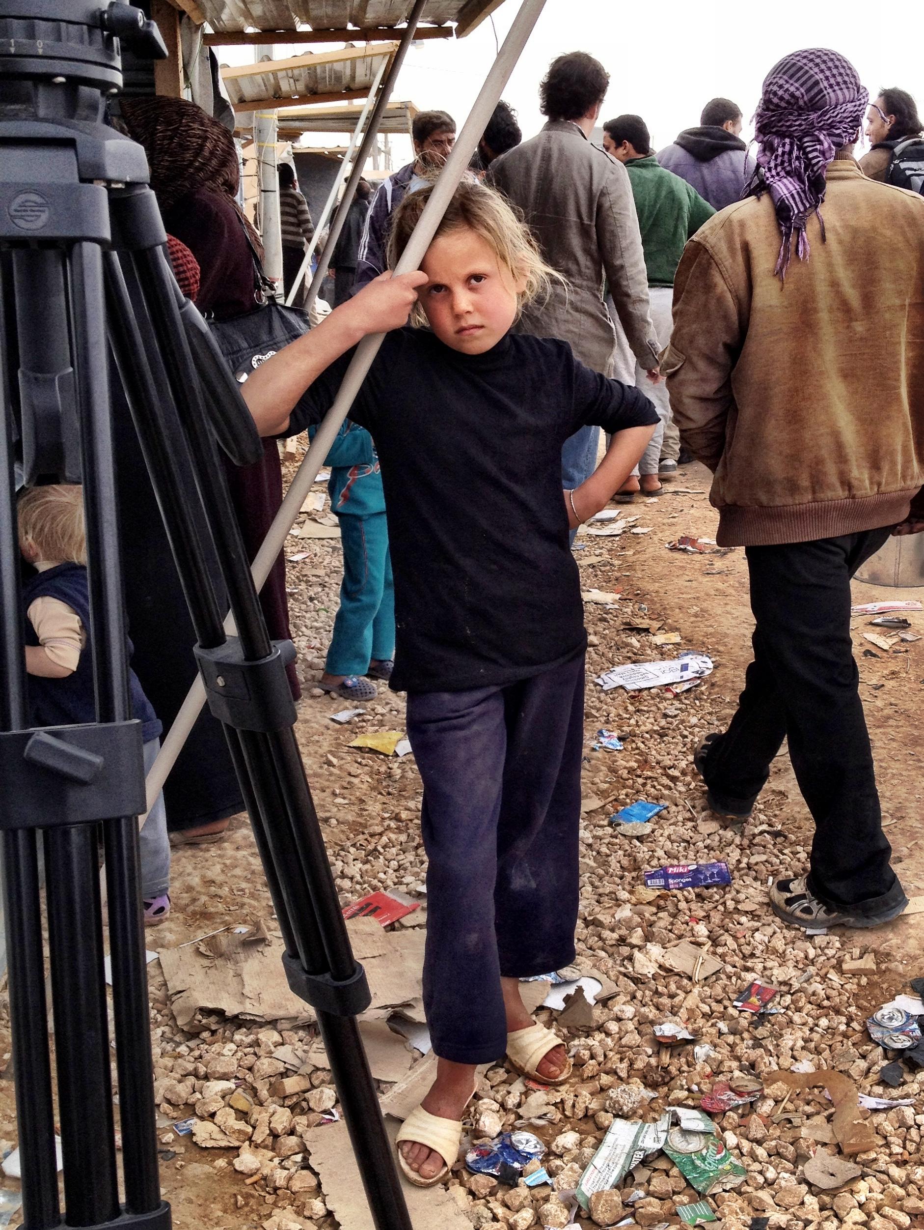 Jordan: Zaatari Refugee Camp