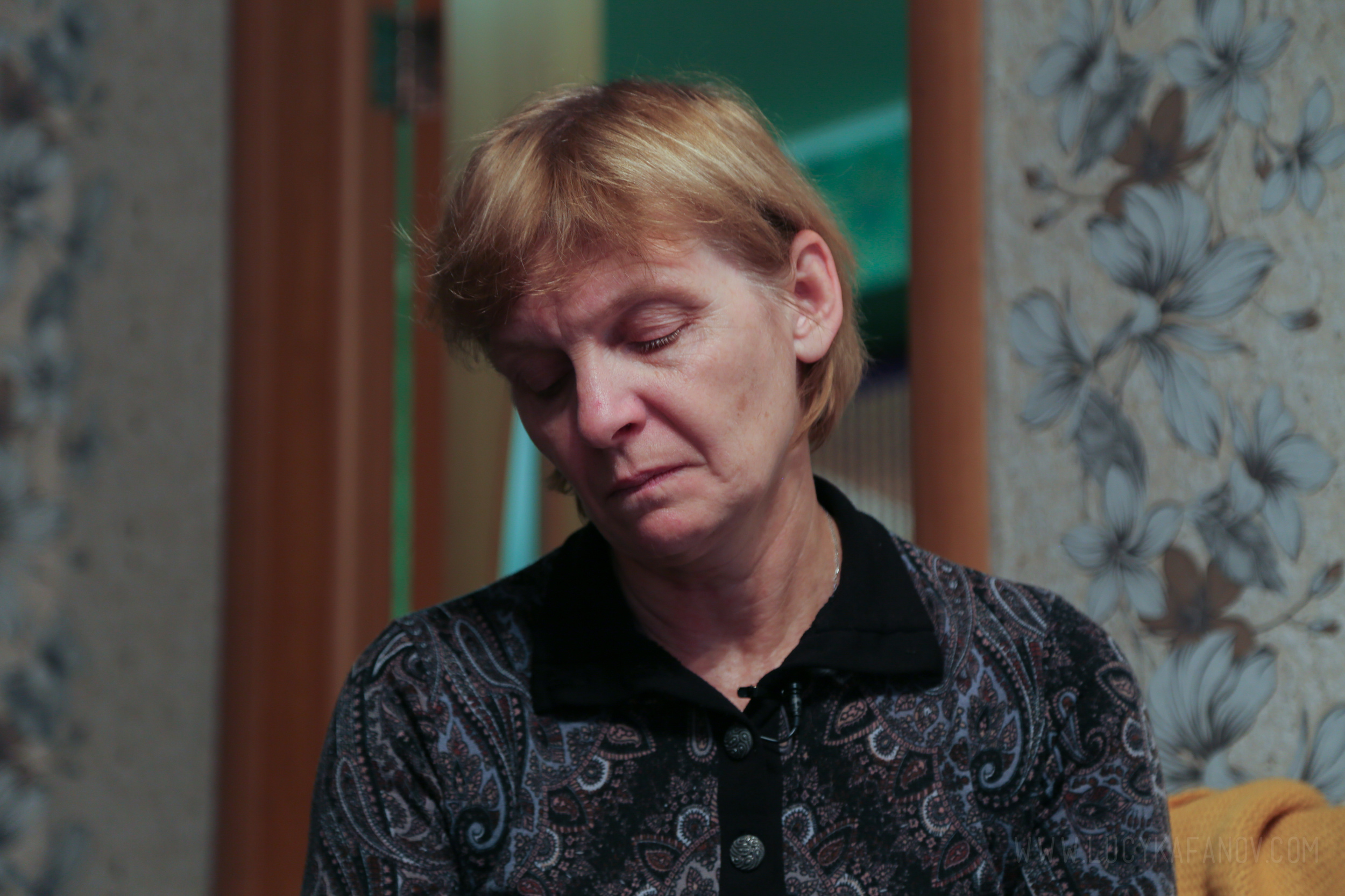 """""""The hardest thing is the silence,"""" says Sergei's mother. """"I want to shout at the whole country so they know who my son was and where died."""""""