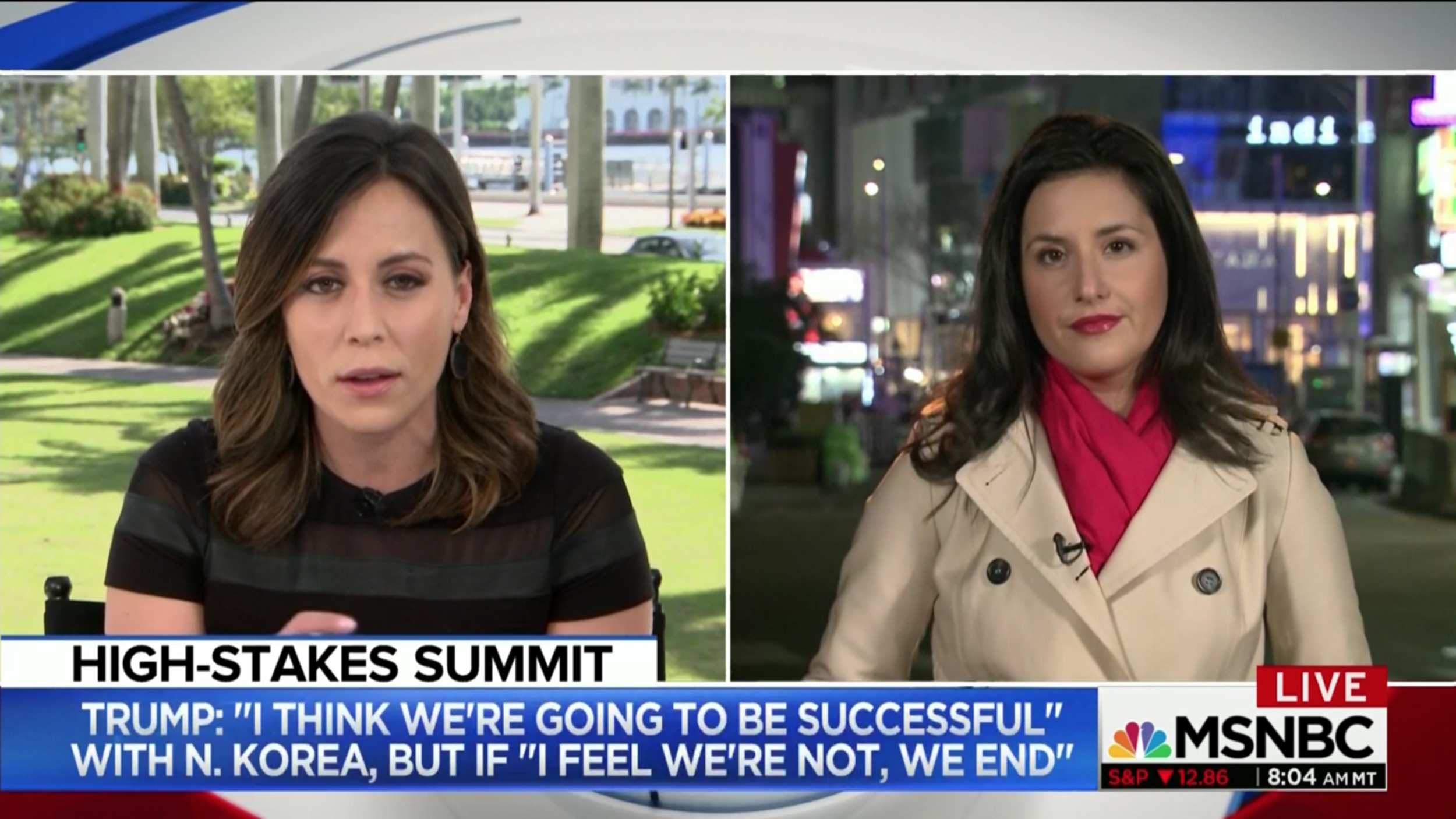 NBC's Lucy Kafanov in Seoul on MSNBC