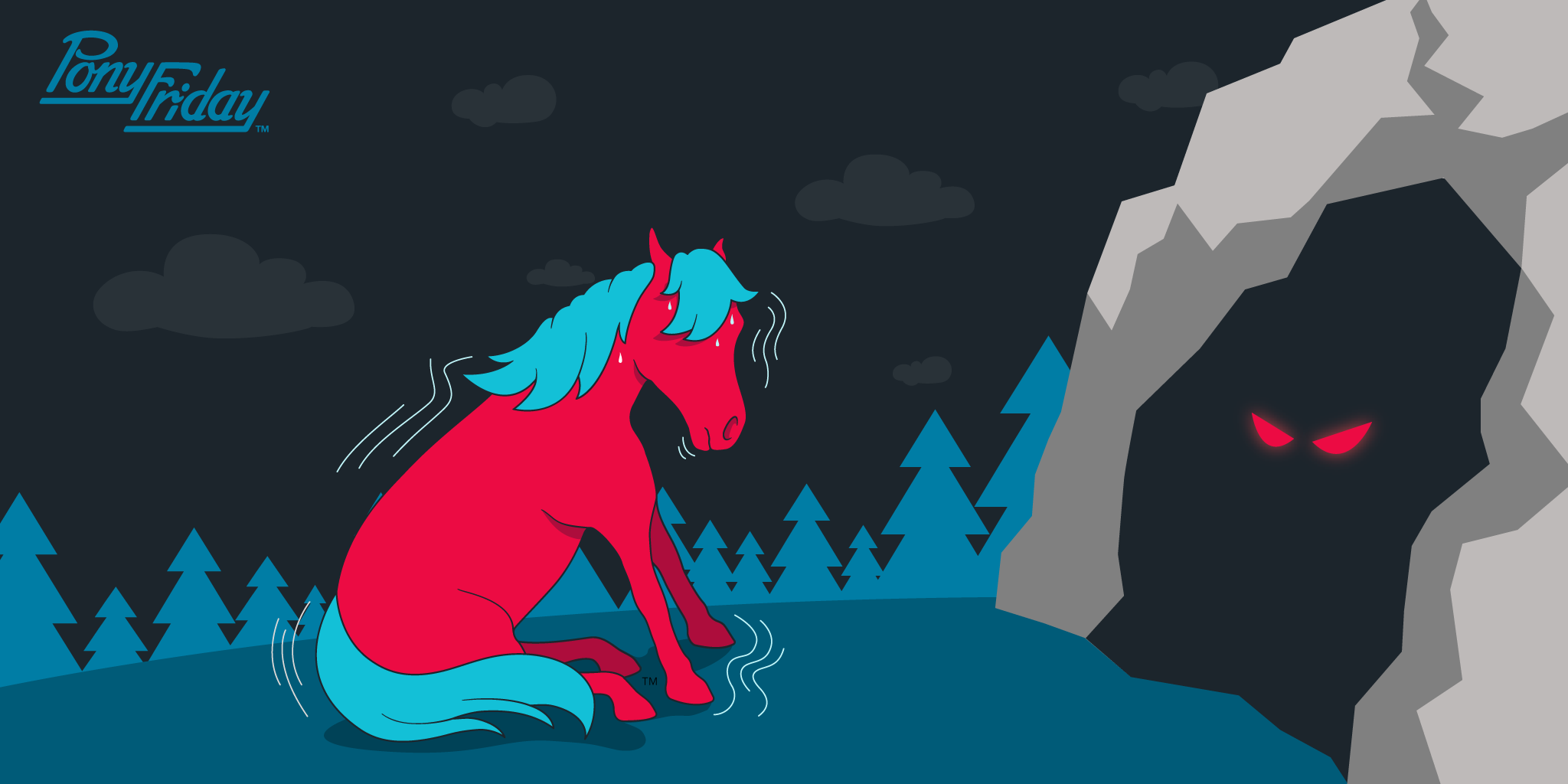 Pony-Friday-Fear-Cave-Monster-Horse-Eyes-Scary-Shaking-Blog-Header.png