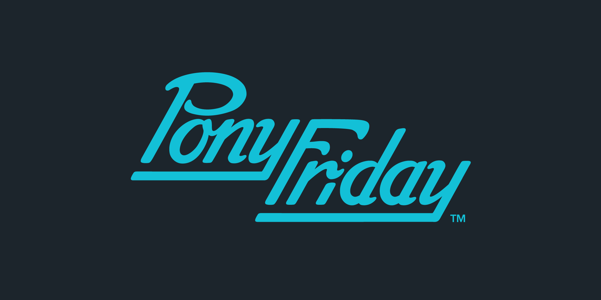 Pony-Friday-Blue-Black-Logo-Typography-Brand-Trademark-Studio-Blog-Header-Image.png