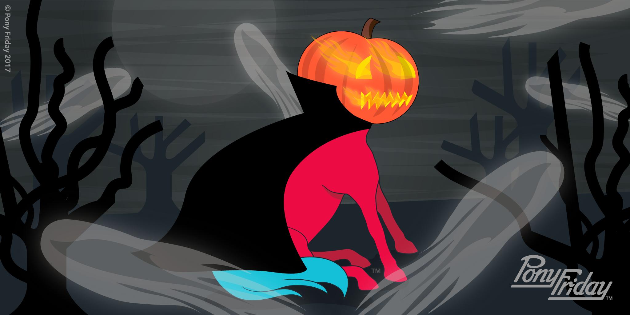 Pony-Friday-Fear-Halloween-Headless-Horseman-Kicks-Blog-Header-Image.png