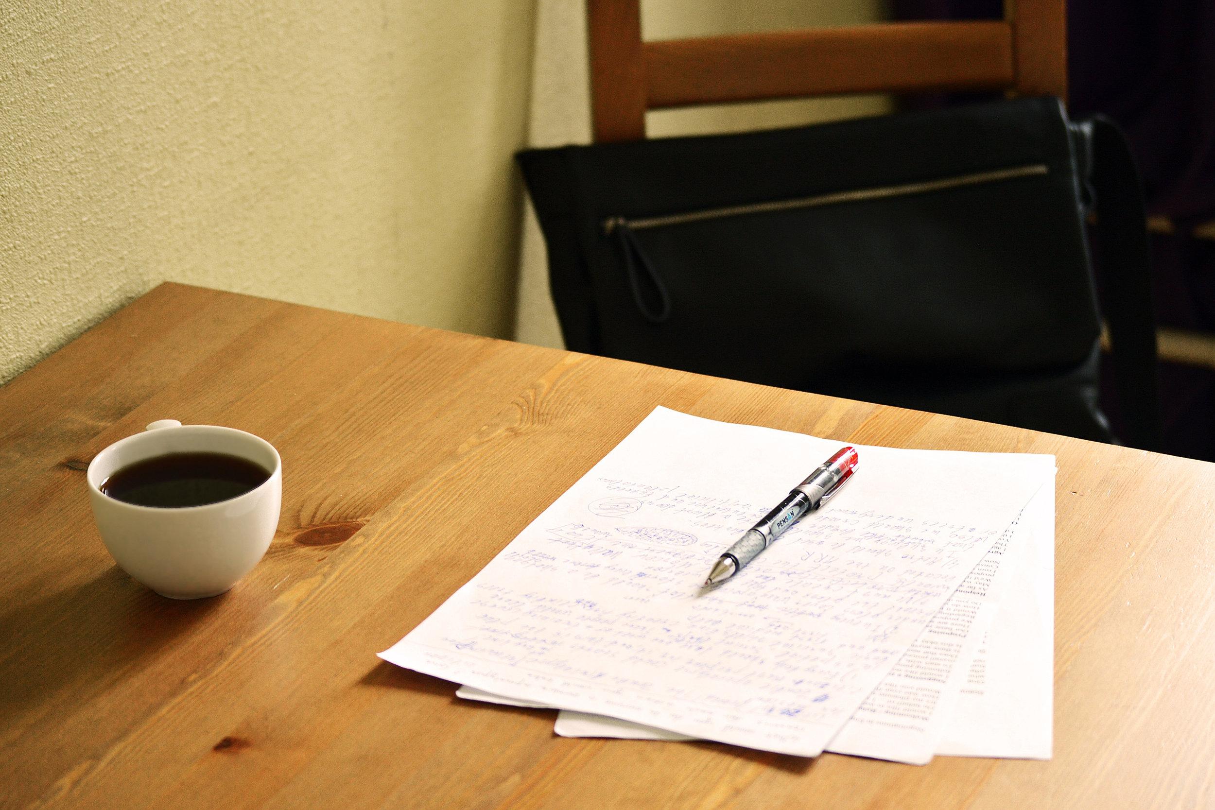 Canva - Correcting, Papers, English Teacher, Teacher, English copy.jpg