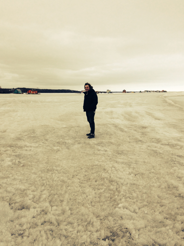 Great Slave Lake, Yellowknife