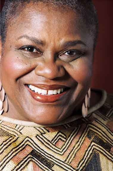 Dr. Bernice Johnson Reagon
