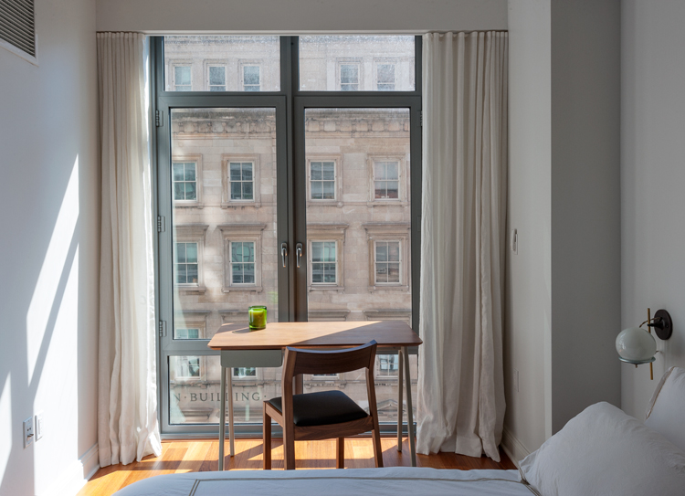Financial District Pied-a-Terre