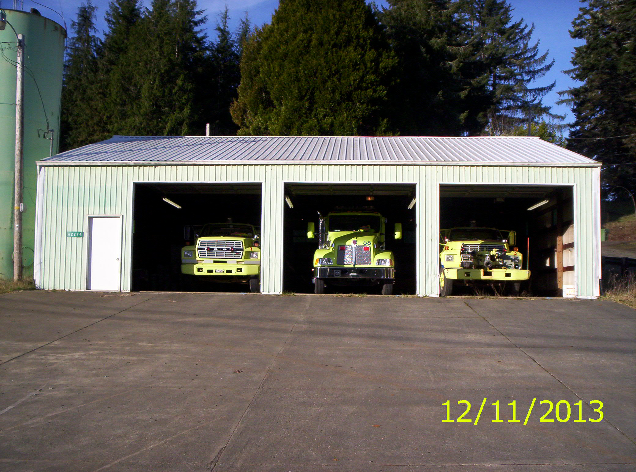 Station 2 - Bays Open