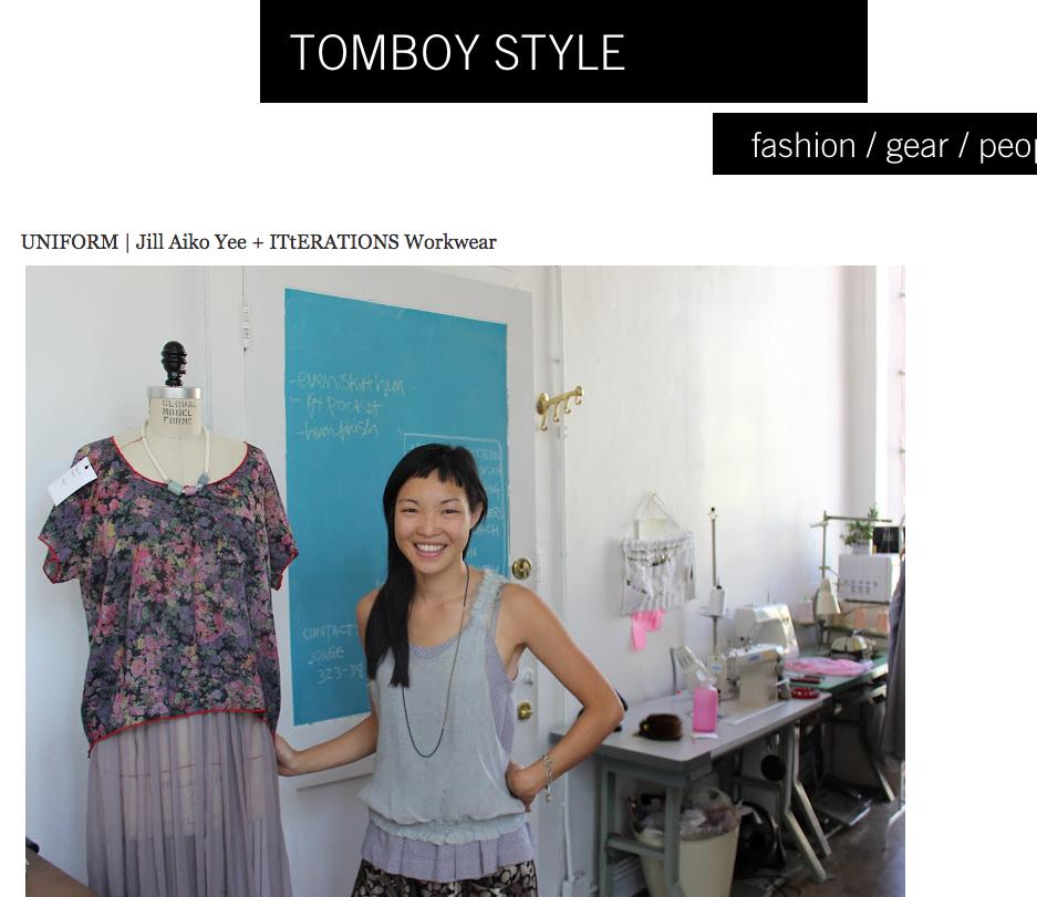 Tomboy Style Blog