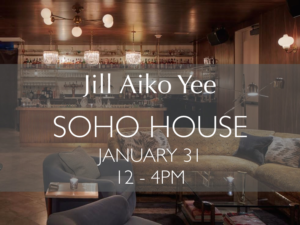 Soho House West Hollywood Jill Aiko Yee