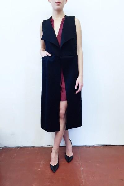Alchemy Vest Jill Aiko Yee