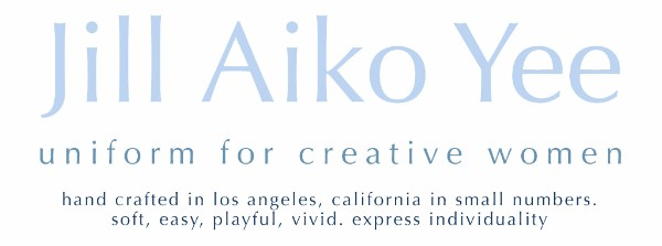 Jill Aiko Yee Uniform for creative women
