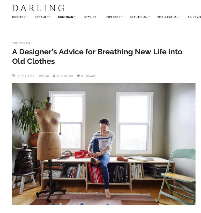 Darling Blog