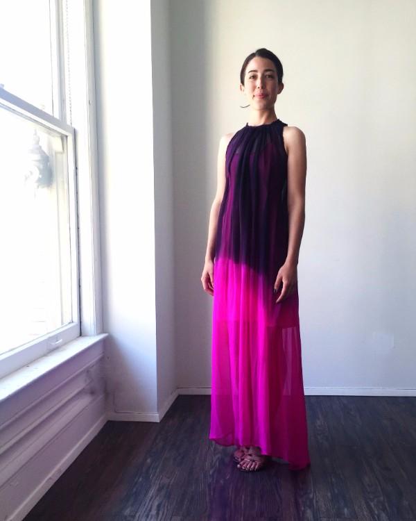 Awaken Ombre Dress