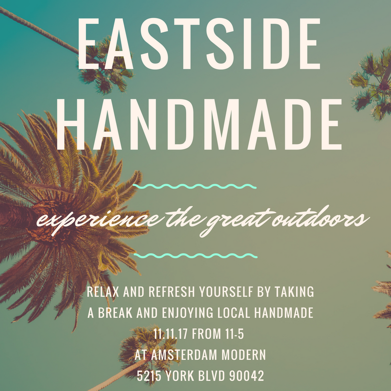 Eastside Handmade November 2017