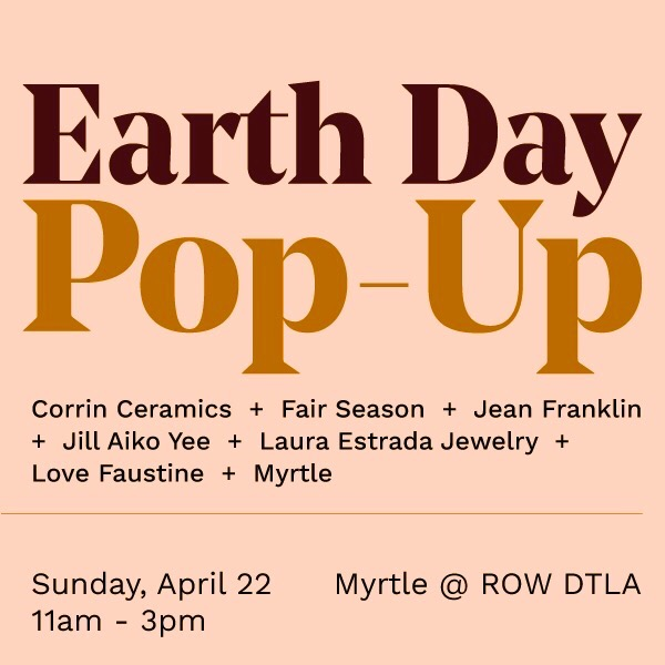 Earth Day Jean Franklin Myrtle