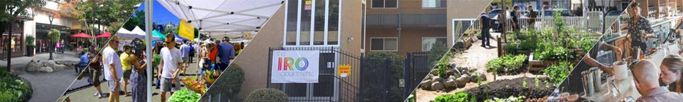 The IRO * Apartments near The Avenue & University of Washington