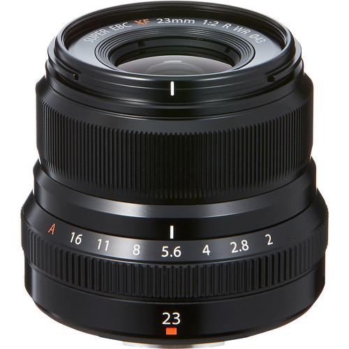 Fujifilm 23mm Lens
