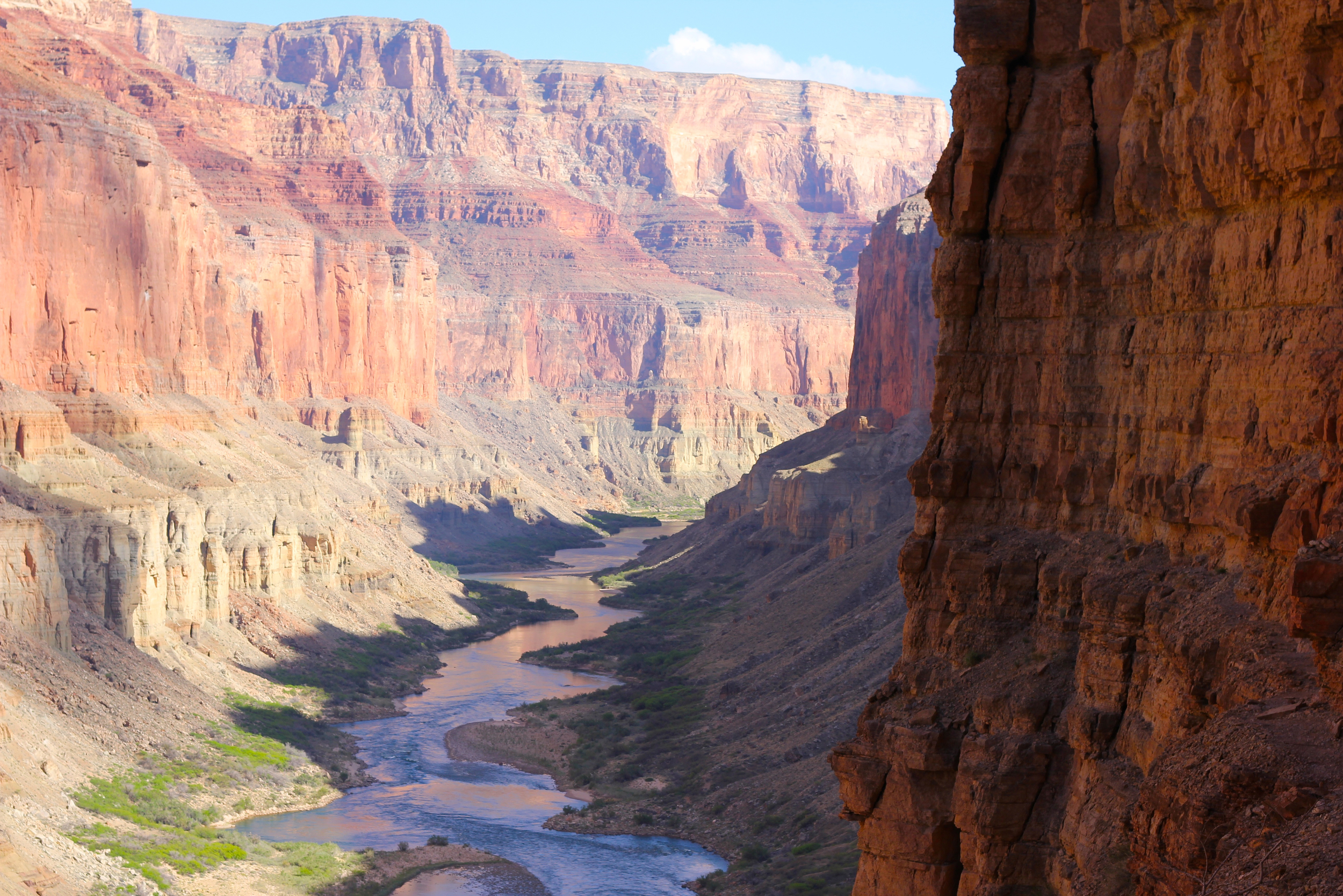Classic View of Grand Canyon