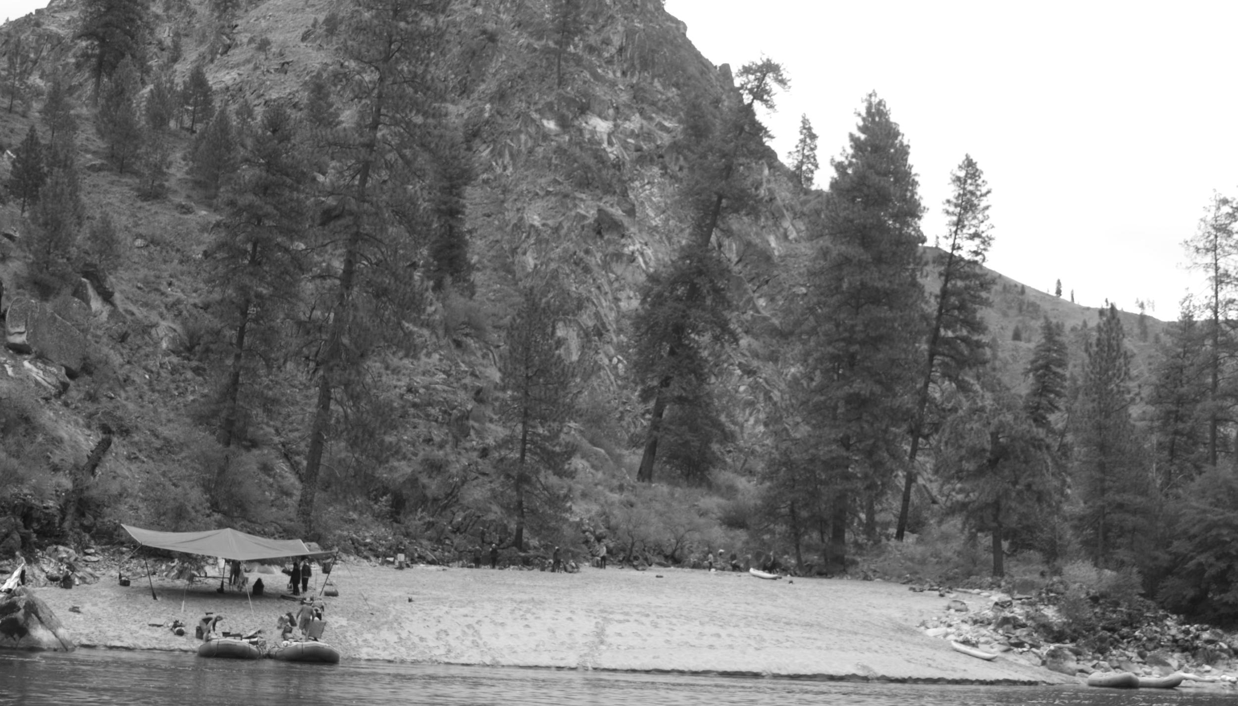 River of No Return, Last trip of the season