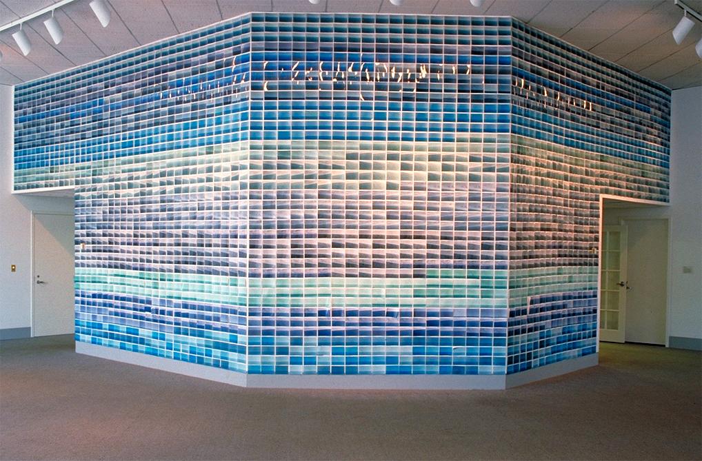 Installation at Delaware Art Museum
