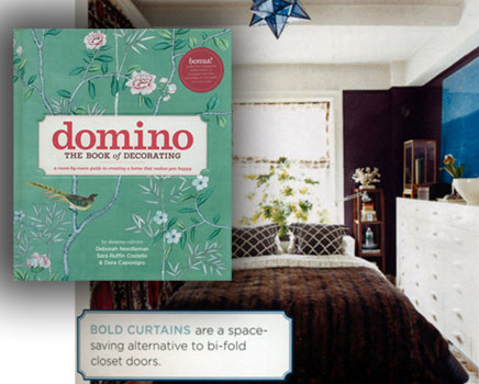 Scene 4  Domino, The Book of Decorating   Home of  Markham Roberts