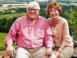 Ken and Grace Evenstad.