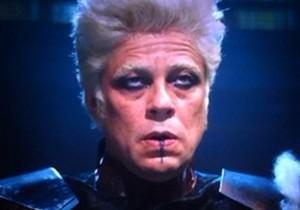 Benicio Del Toro is the Collector (or a future Dr. Who villain)