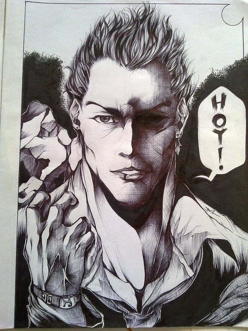 BULLY EATER by JuLe   http://www.mangamagazine.net/authors-and-artists/JuLe/detail-page/86957