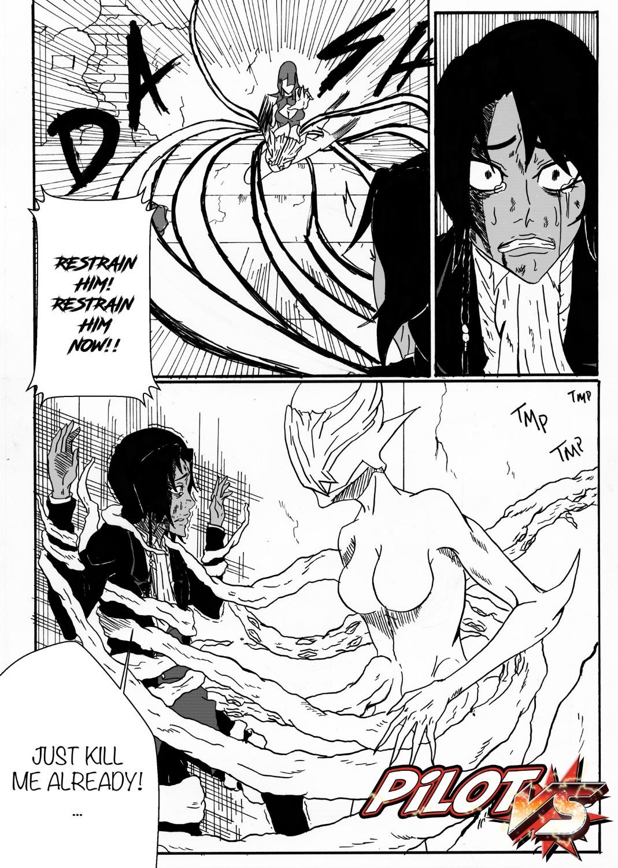 PILOT Manga: SPIRIT BLOOD