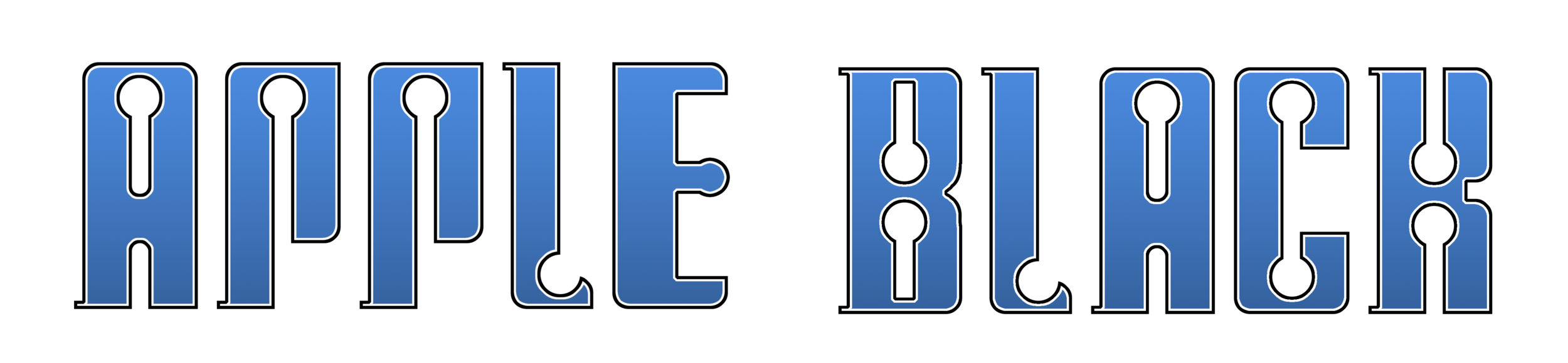 Apple Black Spine Blue Logo.png