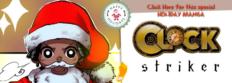 CLICK HERE FOR THIS SPECIAL HOLIDAY CLOCK STRIKER CHRISTMAS SPECIAL!