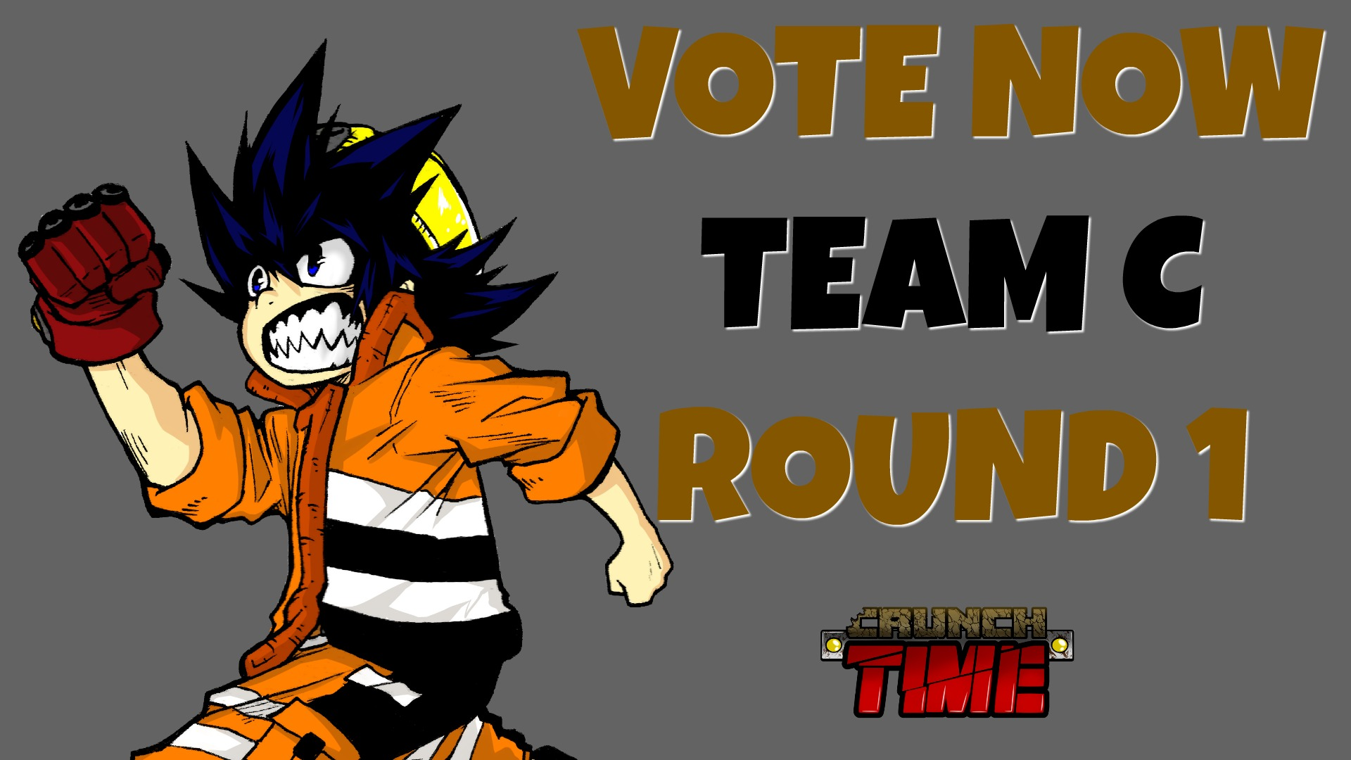 CLICK THIS IMAGE to VOTE FOR TEAM C Round 1 MATCHUPS!! -- Scroll down for other teams.. .
