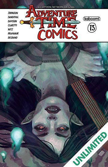 Boom Studios' ADVENTURE TIME COMICS #13