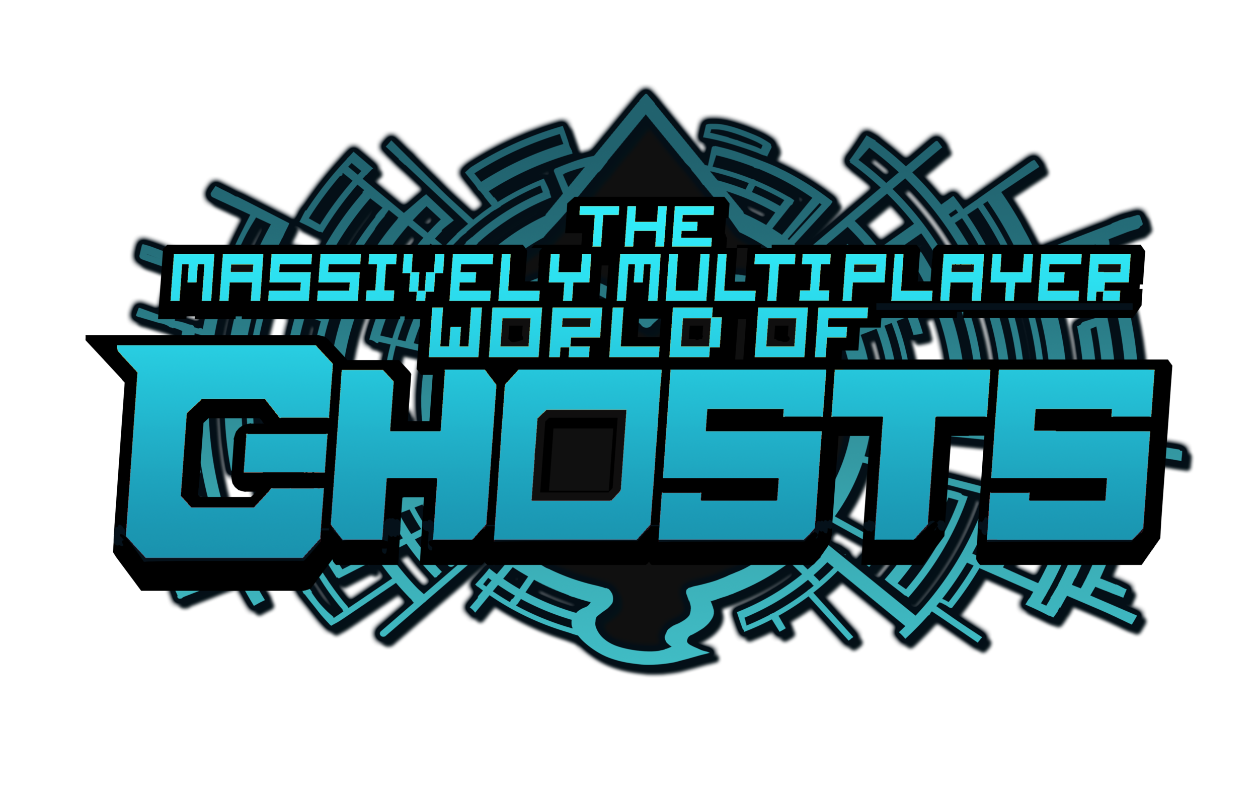 Massively Multiplayer World of Ghosts logo
