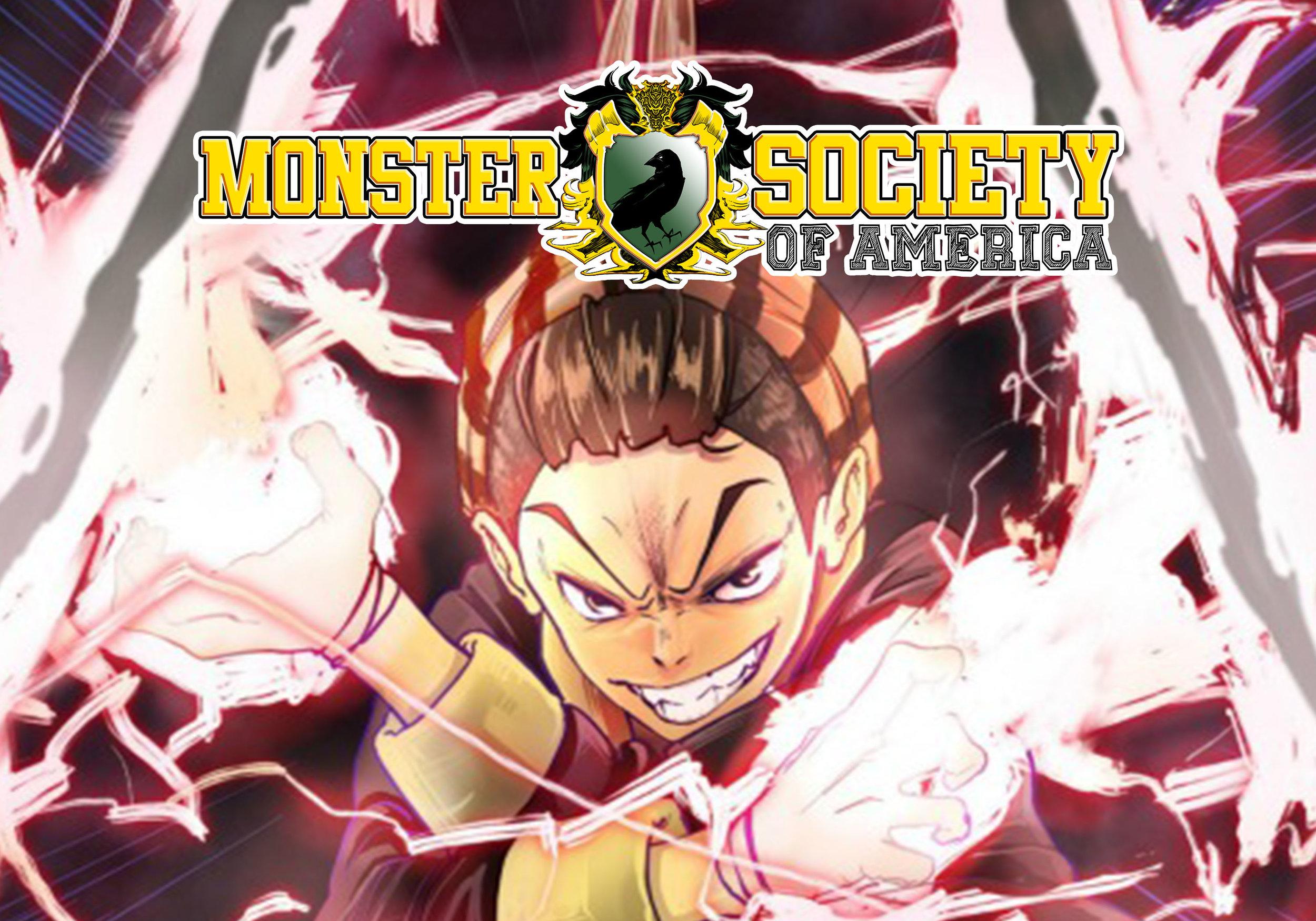 MONSTER SOCIETY